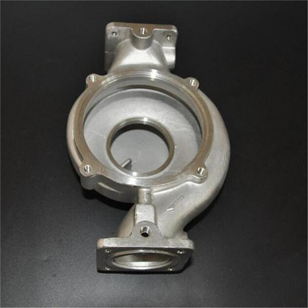 stainless steel casting for pump components