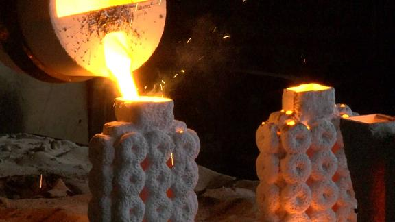 investment casting methods