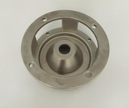 investment casting in cast steel