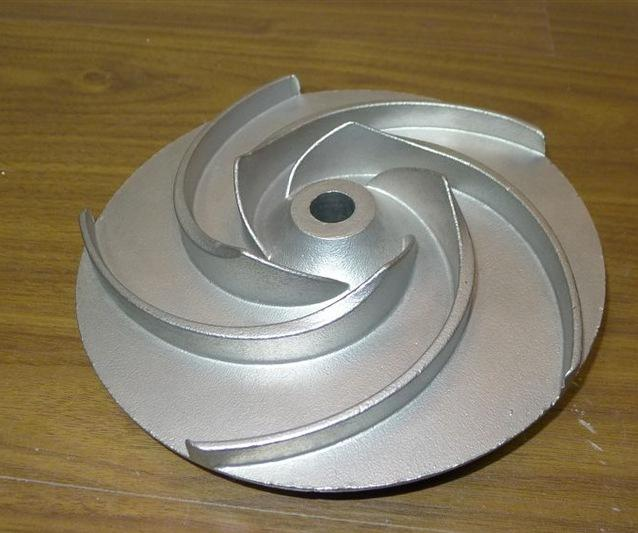 Stainless Steel casting for impeller