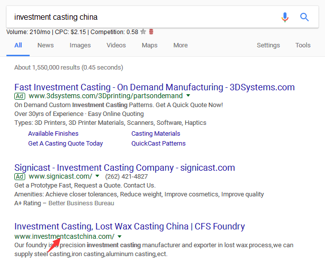 How to Source Investment Castings from China