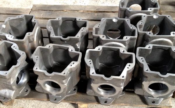 iron casting service in china
