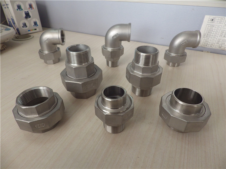stainless steel cast pipe fittings