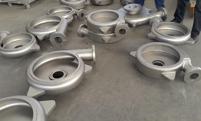 17-4 PH Stainless Steel Casting