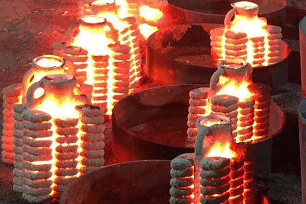 Duplex Stainless Steel Casting Process