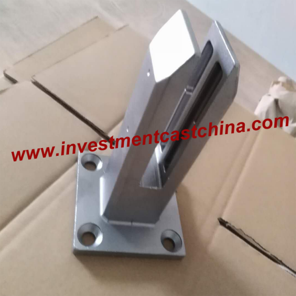 Casting of Stainless Steel Glass Spigot
