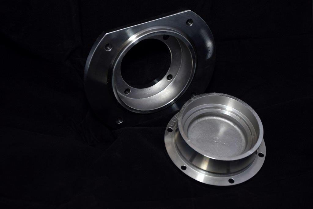 CF8M stainless steel casting