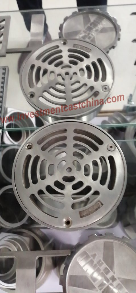 Stainless Steel Casting of Floor Drain