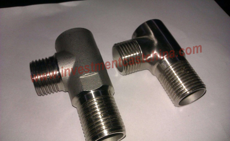 Stainless Steel Casting of Tap and Faucet