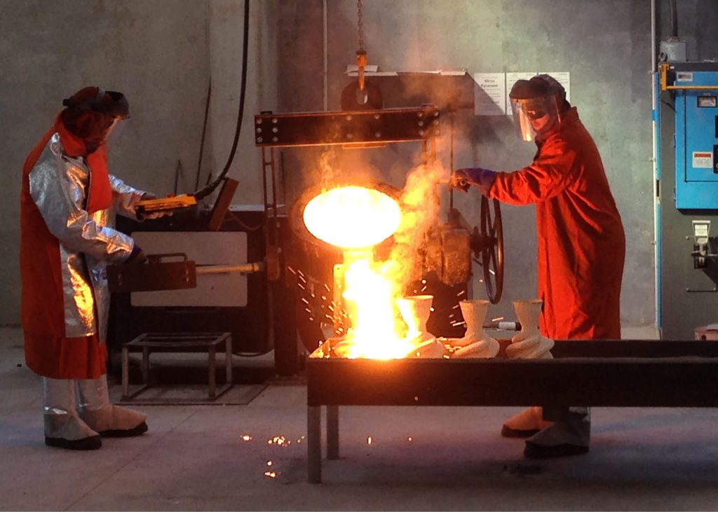 China stainless steel investment casting manufacturer