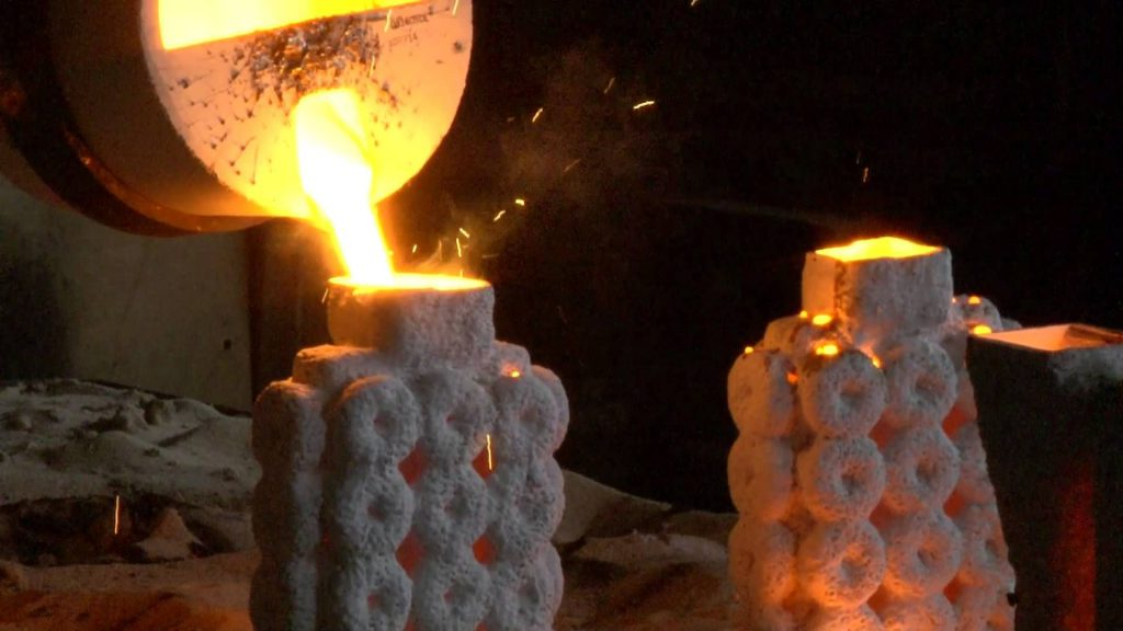 How A Stainless Steel Casting Foundry Works