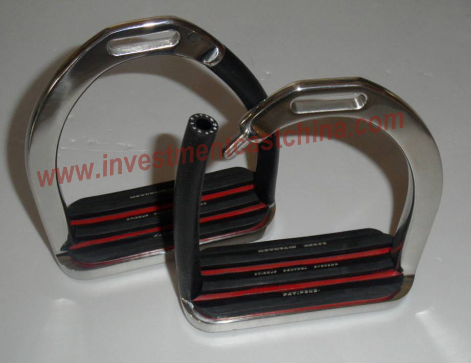 Stainless Steel Casting for Stirrup