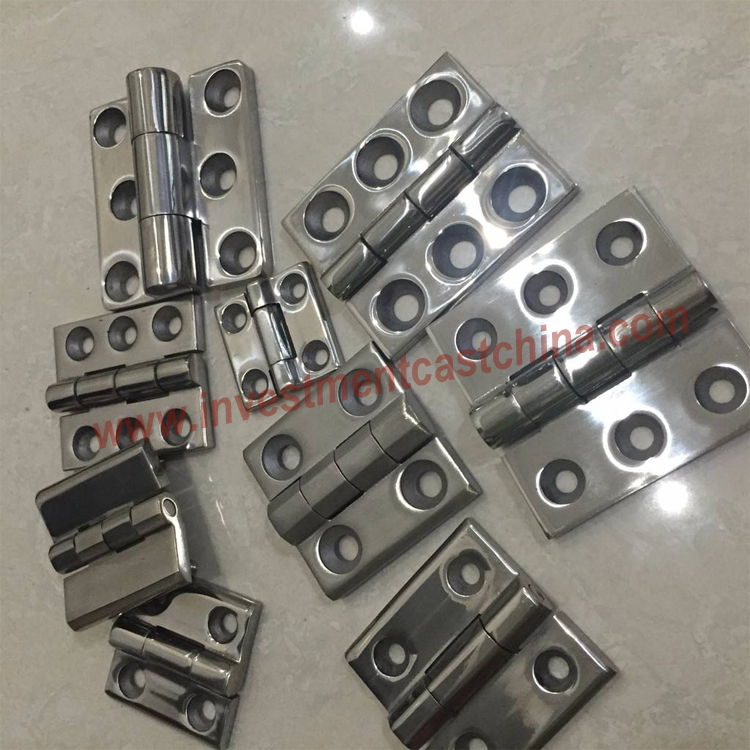 stainless steel investment casting for door hardwares