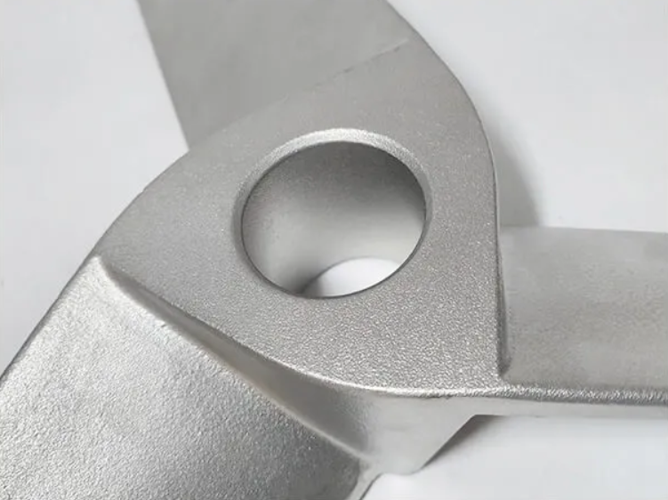 Stainless Steel Investment Casting of Blade Impeller for Agitator