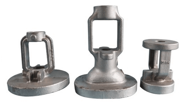 Stainless steel casting of valve bonnet