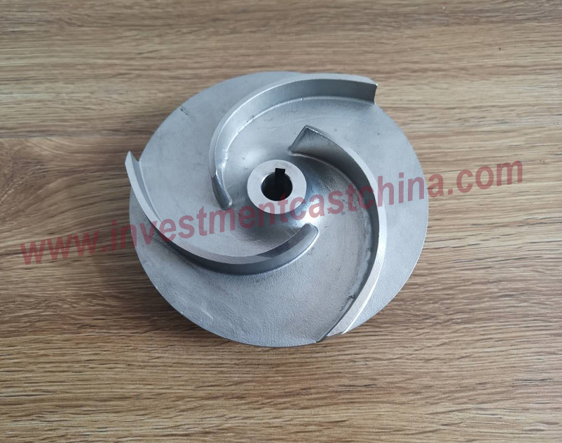 Why Use Cast Stainless Steel Impeller for Water Pump