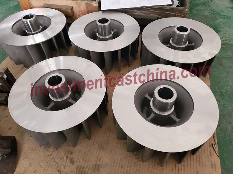 CF3 Stainless Steel Casting