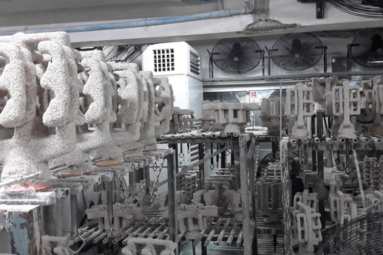 A Guide to Investment Casting Process