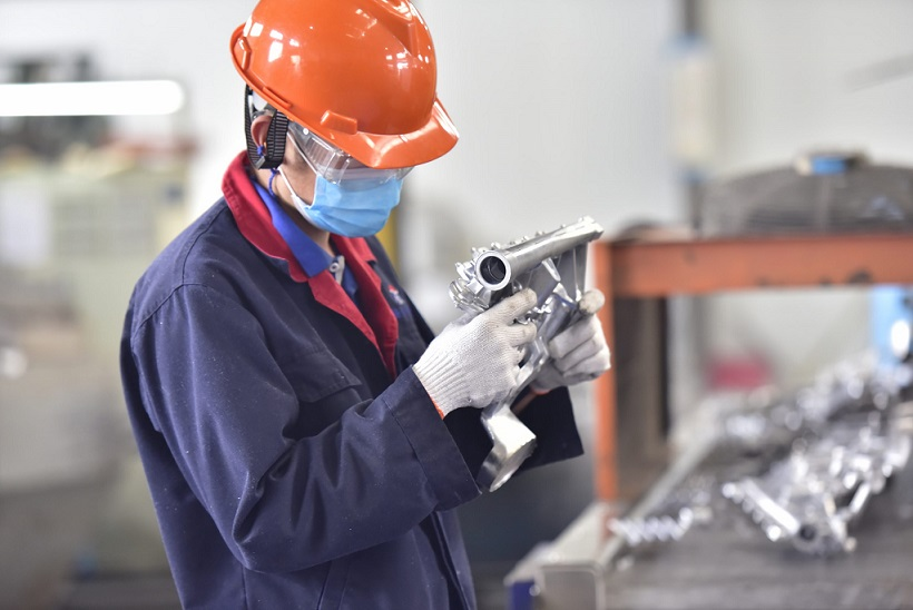Automotive Casting in China