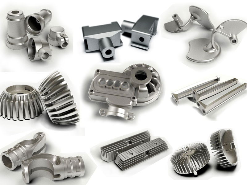 Cast Aluminum Products