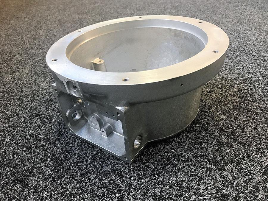 Aluminum Casting of A356 Alloy