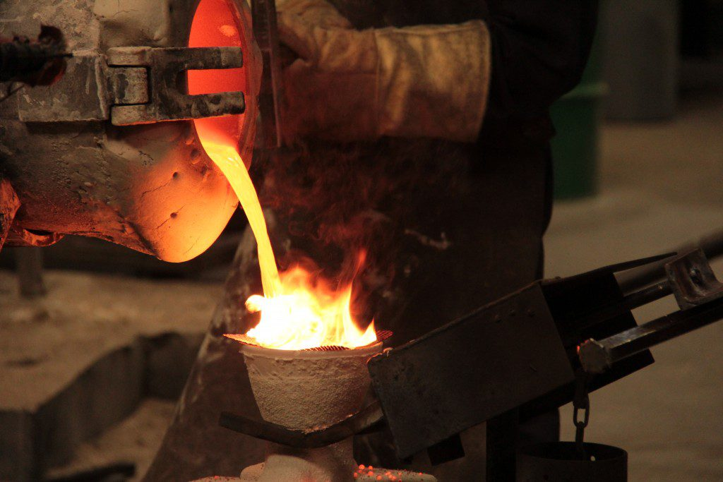 Why Go For Stainless Steel Lost Wax Casting