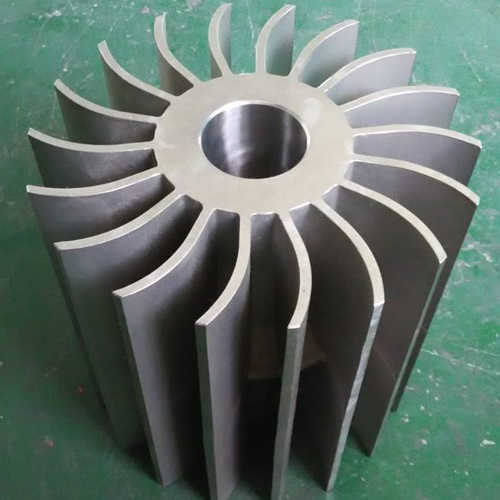 Investment Casting of Stainless Steel Vacuum Pump Impeller