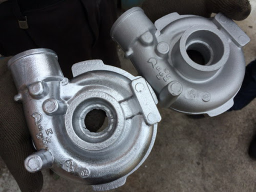 Convert Sand Casting to Gravity Die Casting