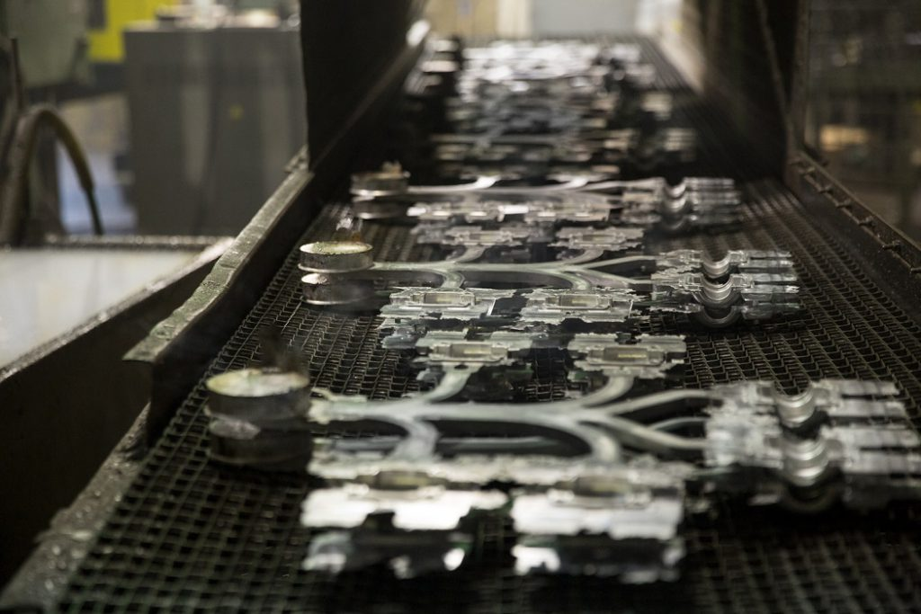 Why Aluminum Casting in China